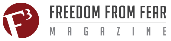 Freedom From Fear Magazine logo